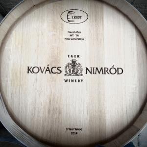 KNW hordó / KNW Barrel