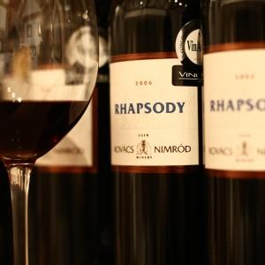 Rhapsody Bikavér / Rhapsody Bull\'s Blood