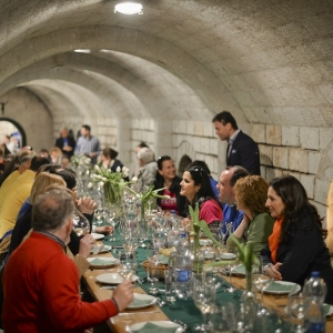 Portfolio kóstoló vacsora a pincében / Portfolio Tatsing Dinner in the Cellar