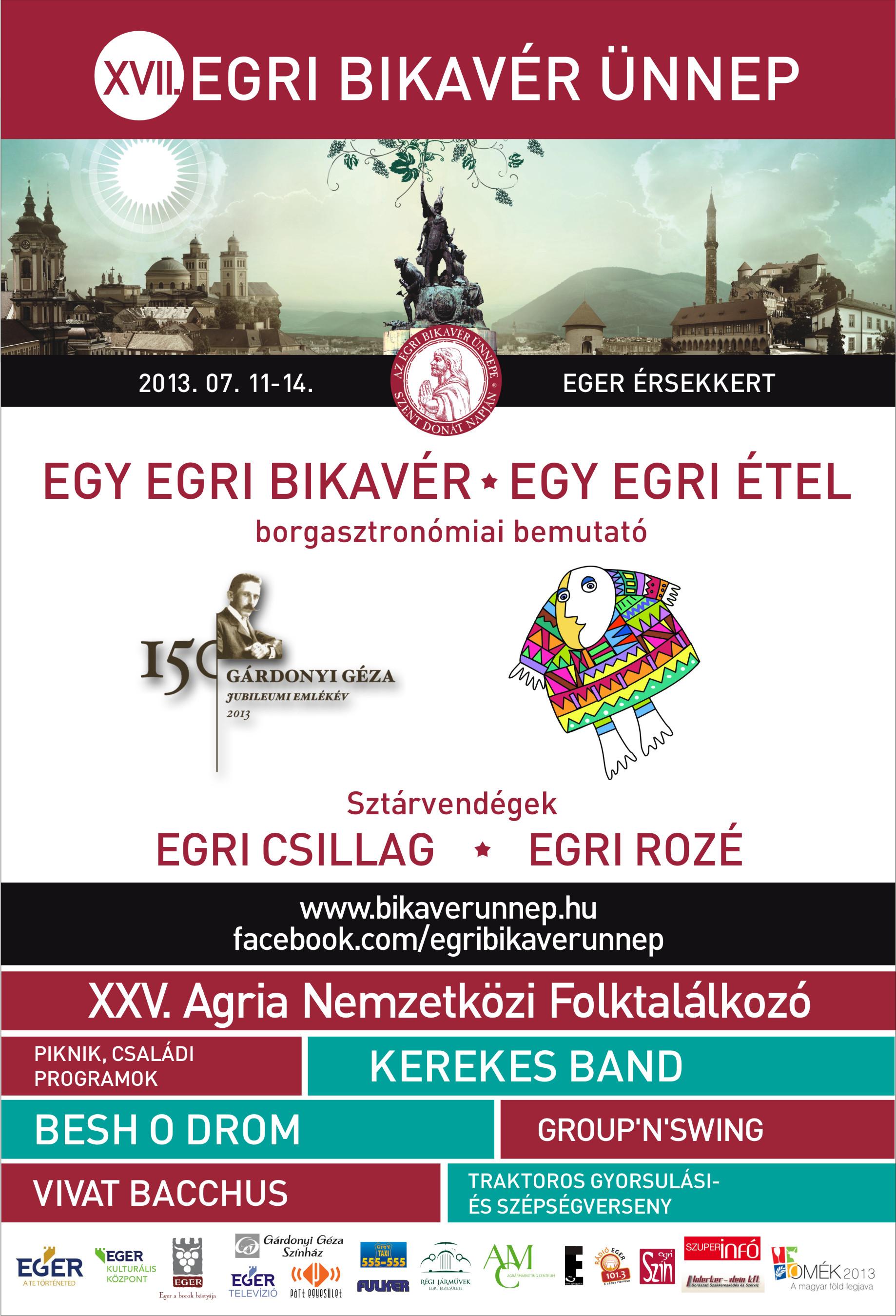 Egri Bikavér Ünnep 2013